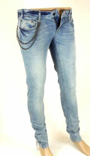 John Richmond c165 Hommes Jeans Pantalon pantalone Pants Super Skinny au choix
