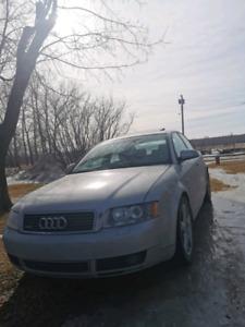 2005 Audi A4 Best