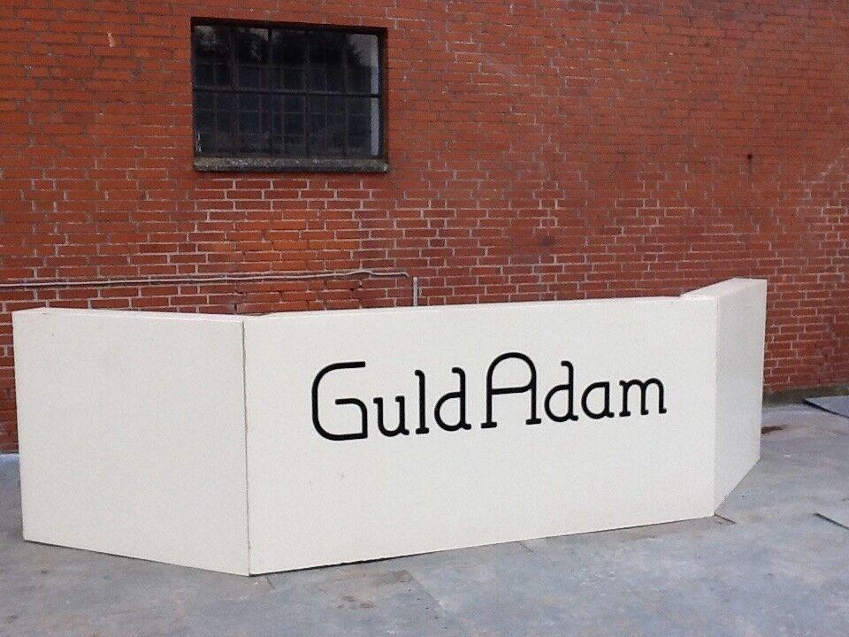 "Butiksdisk ""Guld Adam 2"""