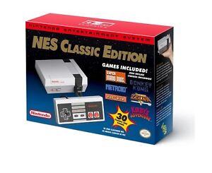 Nintendo-Entertainment-System-NES-Classic-Edition-USA-Brand-NEW