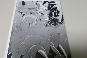 Doujinshi-Tales-Of-Asteria-Kemono-Furry-A5-18pages-Kemono-No-Koshikake-Teiruho