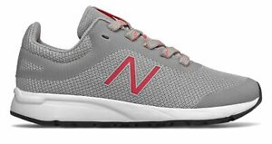 New-Balance-Kid-039-s-455v2-Big-Kids-Female-Shoes-Grey-with-Pink
