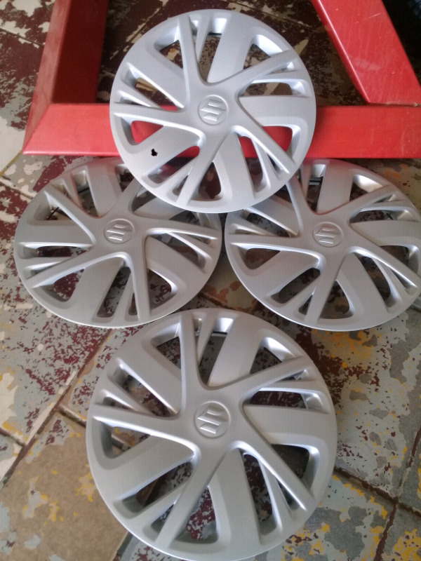 14Inch Inch SUZUKI SWIFT Wheel Cover Caps A Set of Four On Sale.