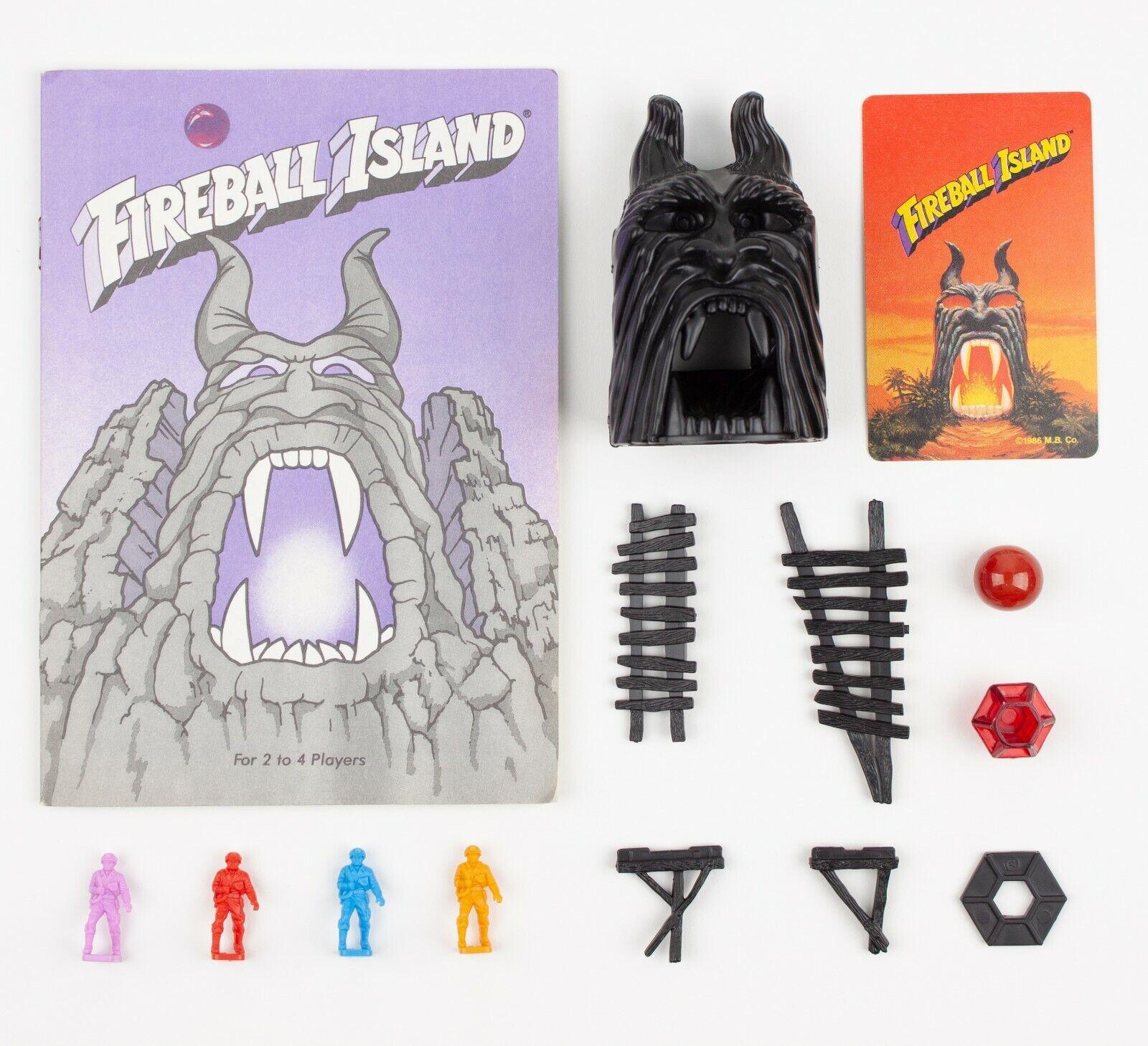 Fireball Island Original Pièces De Remplacement   complet de votre jeu