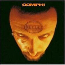 "OOMPH ""DEFEKT"" CD 16 TRACKS NEW"