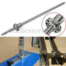 SFU1605 RM1605 1605 L500mm Ball Screw Ballscrew End Machined with CNC Ballnut