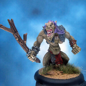 Painted-Chainmail-Miniature-Troll