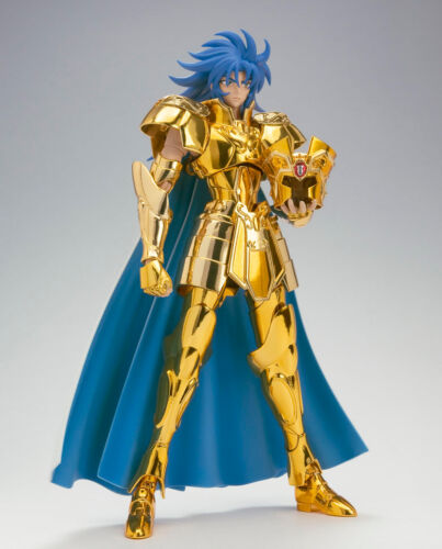 BANDAI MYTH CLOTH EX SAINT SEIYA GEMINI EX SAGA REVIVAL EDITION POPE SET