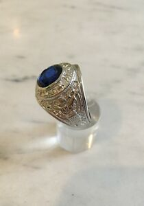 bague or americaine