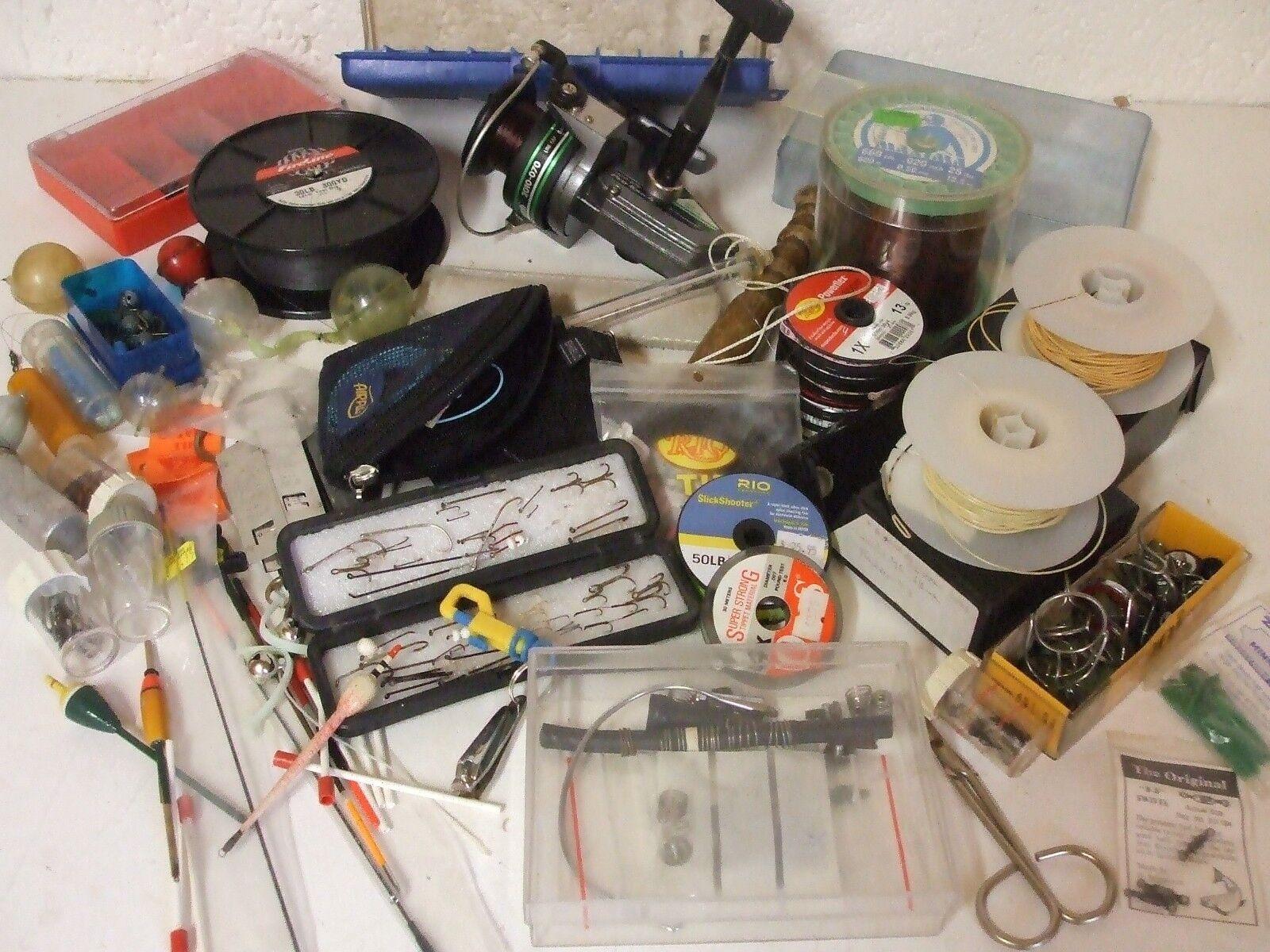 Fishing collection - Job lot