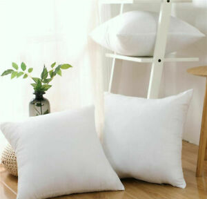 """Luxury Quality HollowFiber Cushion Fillers//Pads//Inners 12/""""14/""""16/""""18/""""20/""""22/""""24"""