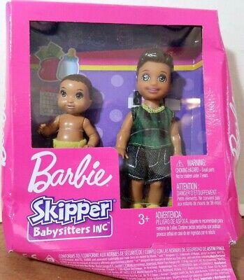 Barbie Skipper Babysitter Inc Siblings 2 Pack Toddler Tommy Doll Baby Krissy 887961764857 Ebay