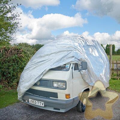 2.01m High top Campervan Cover Universal Camper Van VW Hightop Combi Breathable