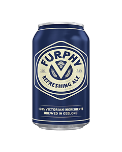 Furphy-Refreshing-Ale-375mL-Can-case-of-24-Craft-Beer