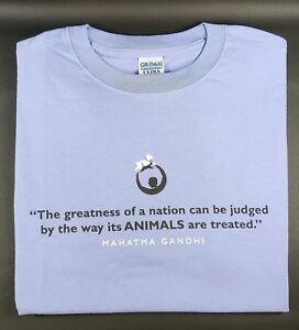 Gandhi-Rally-to-Rescue-T-Shirt-Short-Sleeve-Unisex-Men-Women-Lavender-Gildan