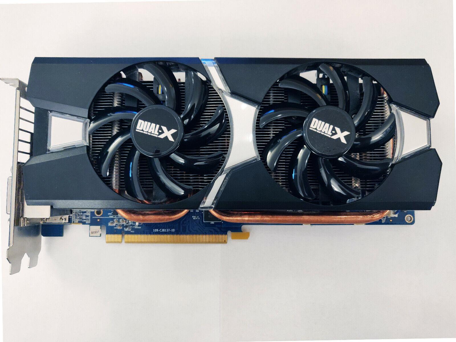 Sapphire Radeon R9 280X Dual