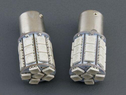 Bombillas LED Coche Moto BA15S P21W 27 smd 5050
