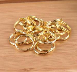 Gold-Double-Loop-Split-Open-Jump-Rings-4-12MM-Stainless-Steel-DIY-Jewelry-Making