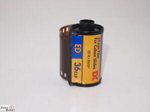 Kodak Diafilm Ektachrome Elite 200 ED 36 35mm Kleinbildfilm (11-2009)