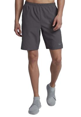 "Nike Men/'s Dri-FIT Flex 9/"" Challenger Running Shorts Size M,L AH8151 BNWT"