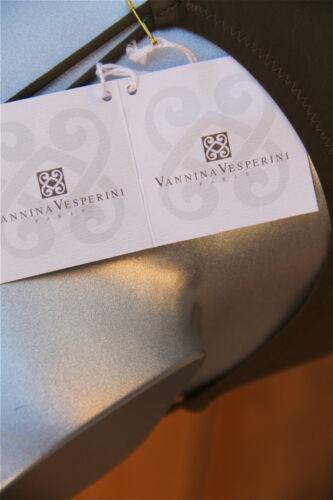 42 Costume Con Vesperini T Cachi Da Nuovo Luxe Etichetta Bagno V Vannina 1 Pezzo AqzAr
