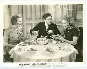 CLAUDE-RAINS-BONITA-GRANVILLE-original-movie-photo-1938-WHITE-BANNERS