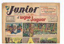 JUNIOR n°257 du 11 septembre 1941. CALVO.