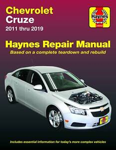 Chevrolet-Cruze-2011-2019-Repair-Manual