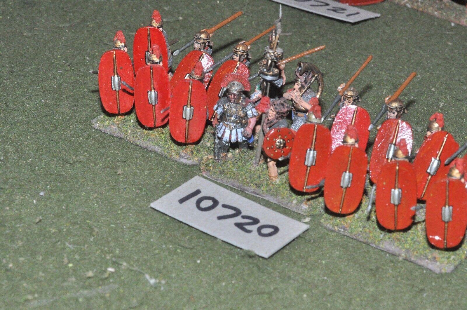 25mm roman legionaries 18 figures (10720)