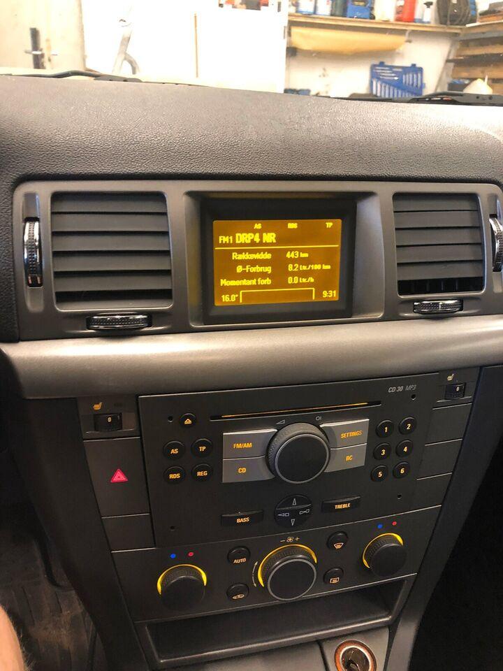 Opel Vectra, 1,9 CDTi Elegance GTS, Diesel