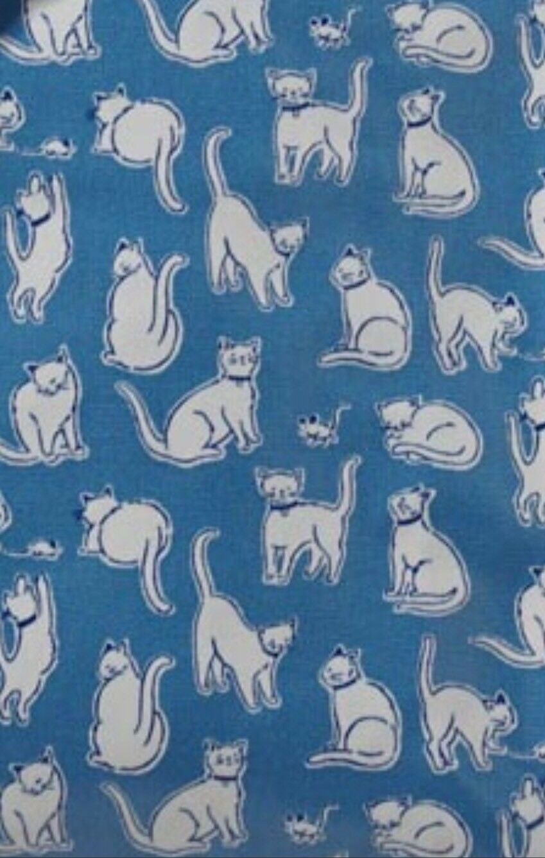 NWT Cath Kidston Adorable  Kitty Cat Blouse 10 US