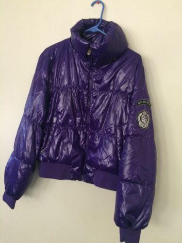 Windbreaker jacket Shiny Black /& Gold Bomber jacket 1990s Lightweight Spring Coat Women/'s Size medium