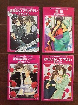 Kawaigatte Kudasai JAPAN Lily Hoshino Yaoi,Boy/'s Love manga