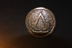 ASSASSINS CREED pin Cap pin Lapel pin Brooch collectible cosplay us seller