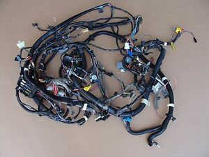 2000 3.8 camaro automatic dash interior body wiring harness w/ monsoon |  ebay  ebay