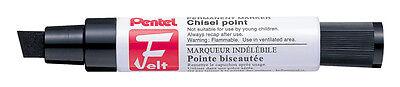 Pentel M180 Jumbo Permanent marker 14mm EXTRA LARGE Chisel tip - Choose  colour