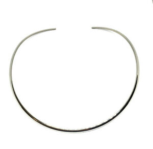 hypoallergenic 304 stainless steel neckwire necklace 4mm choker base
