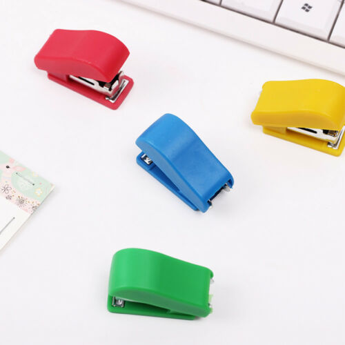 Small Useful Stapler Stationery Set Paper Binding Tool Office School Supplies