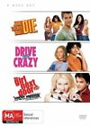 John Tucker Must Die Drive Me Crazy The Girl Next Door DVD 2cf2