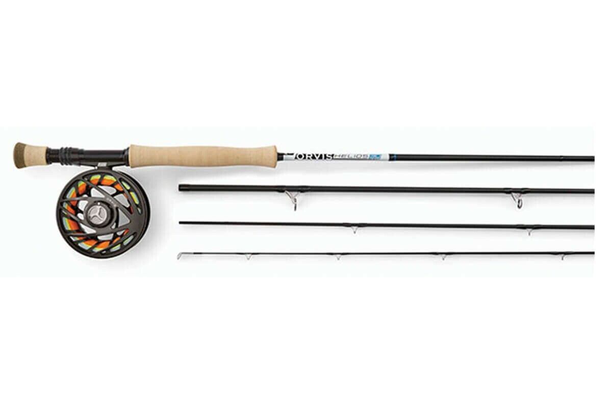 Orvis Helios 3D Fly Rod - 9'0  -  9 weight - 4pc  outlet on sale