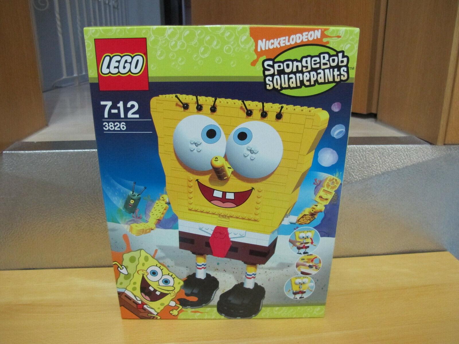 LEGO SpongeBob Figur (3826) NEU, OVP