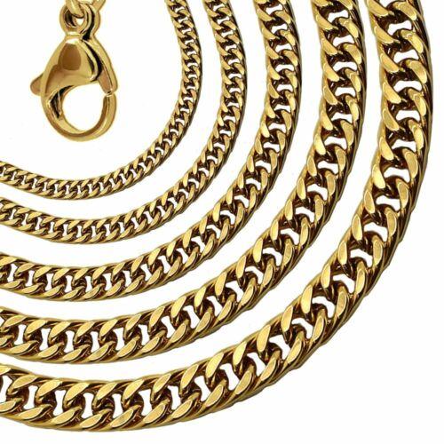 1 Schlangenkette Halskette Gliederkette Damenschmuck Herren Collier Edelstahl