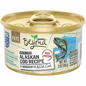 Purina Beyond Cat Food >> Details About Purina Beyond Grain Free Natural Adult Canned Wet Cat Food