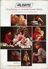 ALDENS CHRISTMAS 1973 Catalog WISHBOOK The Best of The 70's --Great Toys