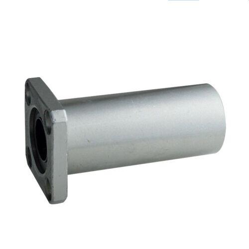 LMK6//8//10//12//13//16//20//25//30LUU Long Square Flange Linear Bearing Ball Bushing