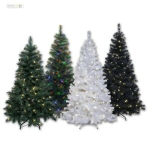 Artificial Christmas Tree Tree With Led Lighting For Indoors