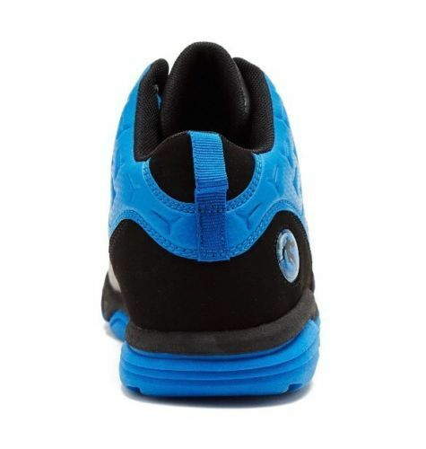 And1 Bankster Youth Boys Athletic Basketball Shoes Blue//Black Size 1-6