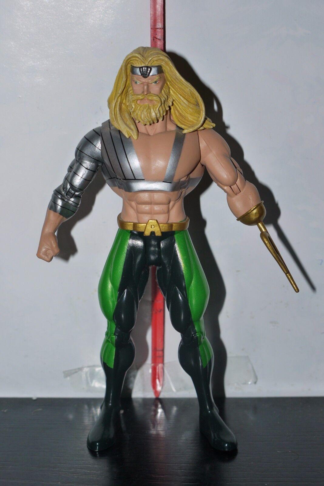 DC Direct  jla clasificado Aquaman serie 2 figura 2010