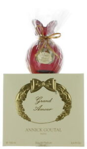 Grand Amour by Annick Goutal for Women  EDP Perfume Splash 3.4 oz. New in Box