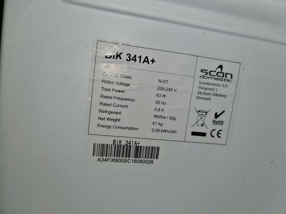 Andet køleskab Scandomestic, b: 55, energiklasse A+